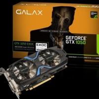 GALAX Geforce GTX 1050 EXOC 2GB DDR5 Dual Fan