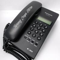 Telepon Kabel Panasonic KX-T7703 (Hitam) Pesawat Telepon Rumah T7703