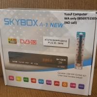 Receiver Parabola Skybox A1 New AVS+ MPEG4 HD - Bisa untuk Ninmedia