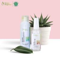Mencegah kebotakan rambut/shampo dan anti dht