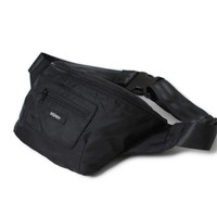 Stussy Fanny Pack Black Original Waist Bag