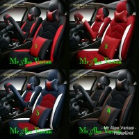 sarung jok mobil kulit mbtech high quality for all new avanza velos