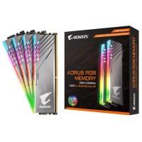 Memory/RAM Aorus RGB Memory DDR4 16GB ( 2x8GB ) 3200mhz