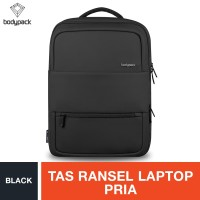 Bodypack Ultronic 4.1 Laptop Backpack - Black