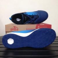 Baru SALE Sepatu Futsal Specs Metasala Musketeer Galaxy Rock Blue