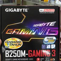 MB GIGABYTE B250M-GAMING 3 socket 1151