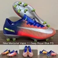 Sepatu Bola Nike Mercurial Vapor 11 Deep Royal Blue FG