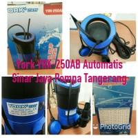 Pompa Celup Khusus Air Bersih YRK-250AB AUTOMATIS 220V-240V