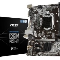 Motherboard MSI B360M Pro VH - MSI B360M Pro-VH LGA1151