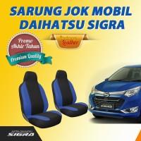Sarung Jok Mobil Sigra Bahan Ferari 2 Warna