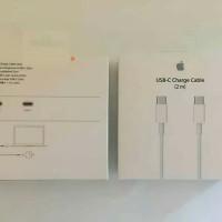 KABEL CHARGER USB TYPE C 2M ORIGINAL APPLE 2METER MACBOOK 12 IPAD PRO