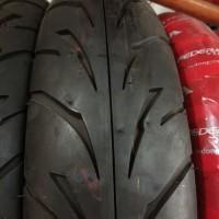 Ban BRIDGESTONE BATTLAX 90 80 14 BT39 UNTUK MOTOR MATIC BELAKANG TUBEL
