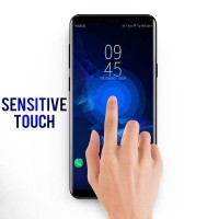 Tempered glass full 6D Samsung S8 S8 plus S9 Note 8 Note 9 - Full Glue