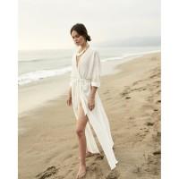 bikini outer dress pantai luaran bikini wanita cardigan murah baju bra