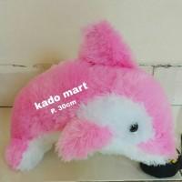 mainan boneka ikan dolphin lumba lumba hiu baby shark