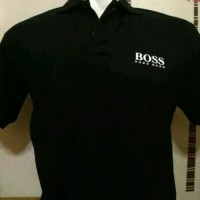 kaos polo - polo shirt Hugo boss