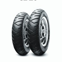 Ban Pirelli SL26 Vespa PX150 uk 3.50