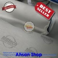 [Ahsan Shop] Sarung Jok Mobil Calya Bahan MBTECH Warna Abu-abu Biru