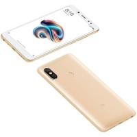 NEW Xiaomi Redmi Note 5 PRO GOLD RAM 4GB ROM 64GB Garansi Distributor