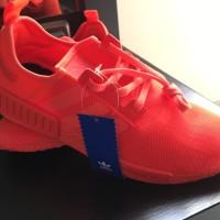 Jual Sepatu Adidas NMD Solar Red Premium MURAH LANGKA