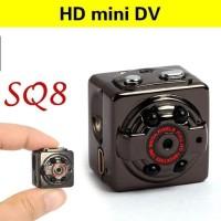 JUAL CCTV Kamera Pengintai Spy camera CAM SPYCAM Mini DV infrared SQ8