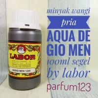 Minyak bibit parfum Aqua Digio men- Audio men 100ml Segel
