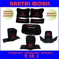 Bantal mobil Honda odyssey headrest mobil sandaran jok mobil variasi