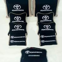 Bantal Aksesoris mobil Toyota Kijang Innova Variasi sandaran jok