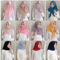 PROMO Jilbab SEGITIGA INSTAN - Kerudung Instant Segi tiga 3 - hijab 3