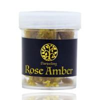 10g Rose Amber Resin Asli Bakhoor Bakhur Kemenyan