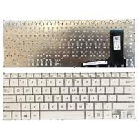 Keyboard For Asus E202 E202M E202MA X205 X205T X205TA E202S E205 PUTIH