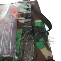 Body Cover / Sarung Mobil Datsun Go Short Army Loreng