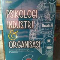 Psikologi industri dan organisasi.. alfabeta Buku orisinal