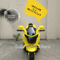 Mainan anak motor aki tornado (GOJEG ONLY)