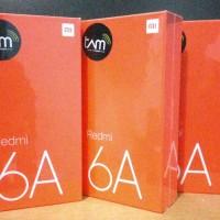 Xiaomi redmi 6a 2/16 Resmi TAM - BLACK