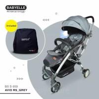 Storller kereta bayi baby elle avio terbaru s939 RS