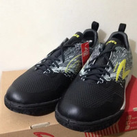 Terbaru Sepatu Futsal Specs Metasala Warrior Black Cool Grey 400780 O