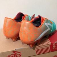 Sepatu Bola Specs Equinox FG Comfrey Green Orange
