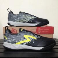Sepatu Futsal Specs Metasala Warrior Black Cool Grey