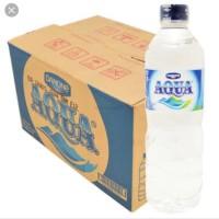 AQUA Air Mineral 600 Ml -- 24 btl