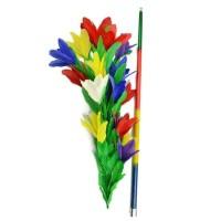 Alat Sulap Cane to Flower/Sulap Tongkat Jadi Bunga Sulap Panggung anak