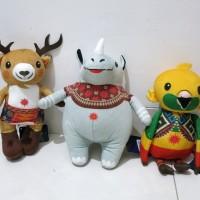 Jual Boneka Maskot Asian Games 2018