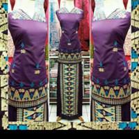 kain bordir / bakal baju bordiran / kain bordir Bukittinggi