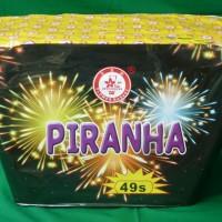 Kembang Api Piranha 49 shot