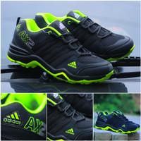 sepatu adidas ax2 goretex jogging running lari sport sneaker pria ax2