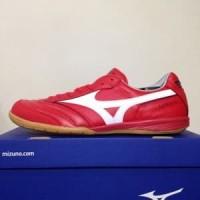 BESTSELLER!!! Sepatu Futsal Mizuno Morelia IN High Risk Red Original