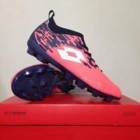 TERBARU!!!! Sepatu Bola Lotto Veloce FG Bright Peach Original