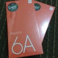 (Ready Stock)Xiaomi Redmi 6A Black 2/16 Resmi TAM.