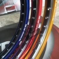 Velg TDR Thailand 2 Warna Baru Ring 140 160 17 Harga Depan Belakang