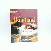 Buku Dasar - Dasar Akuntansi Jilid 1 Edisi 7 - Al Haryono Jusup STIE Y
